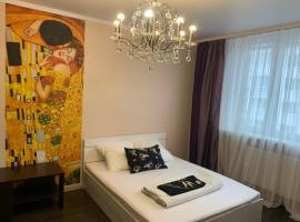 Your House Гагарина 55А, pet-friendly hotel in Kaliningrad