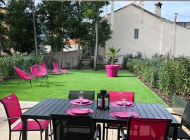 BLUE DREAM, self catering accommodation in Antibes