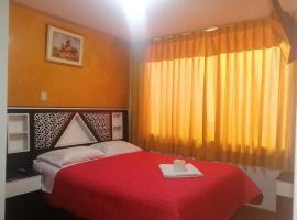 Hostal ESPINOZA, hôtel à Arequipa