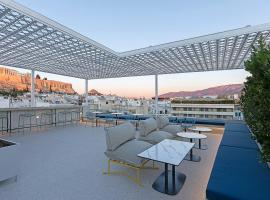 ACRO URBAN SUITES, hotel near Filopappos Hill, Athens