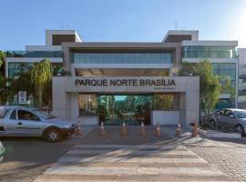 STÚDIO (NOVO) NA ASA NORTE, hotel near Brasilia National Park, Brasilia