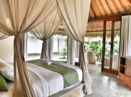 Emocean Bali Dive and Resort, hotel ad Amed