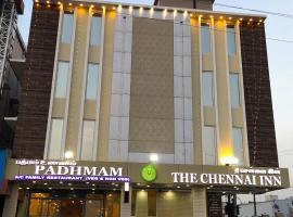 THE CHENNAI INN, hotel perto de Aeroporto Internacional de Chennai - MAA, Chennai