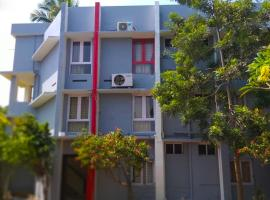 Hotel Townhouse Club, hotel in Trivandrum
