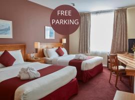 Future Inn Cardiff Bay, hotel v destinaci Cardiff
