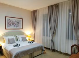 Hotel N, hotel in Belgrade