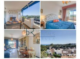 1 Bedroom Apartment, with Sea Views, in Medina Garden - Puerto Banús, hotel 4 estrellas en Marbella