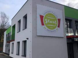 Penzion Start Ostrava, ubytování v soukromí v Ostravě