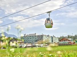 FRANZ ferdinand Mountain Resort Nassfeld, hotel in Tröpolach