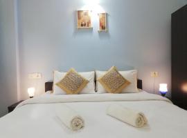 Spectrum Hub Sea view Studio Apartment - Candolim - Goa, apartment in Candolim
