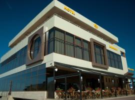 Hotel Golden Palace, hotel in Mamaia