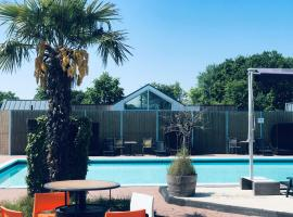 Camping de Brem, resort village in Renesse