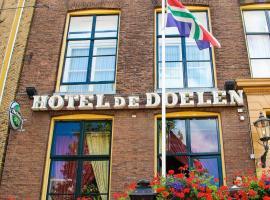 Boutique Hotel De Doelen, hotel in Groningen