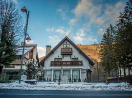 Boga Rooms, hotel in Sinaia