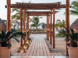 Ser Casasandra Boutique Hotel, hotel in Holbox Island