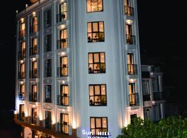 Sun Hill Hotel, отель в Вунгтау