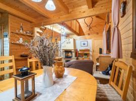 Wili Hunter, dovolenkový dom na Donovaloch