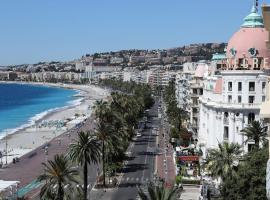 Les Pieds dans l'Eau, B&B in Nice