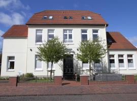 Familienhaus Feuerstein, Luxushotel in Wangerooge