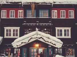 Gudbrandsgard Hotel, hotell i nærheten av Skeikampen på Kvitfjell