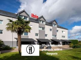 ibis Quimperle, hôtel à Quimperlé près de: Golf de Plœmeur Océan