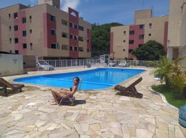 Ótimo AP em condomínio fechado com acadêmia e piscina!, pet-friendly hotel in Itajaí