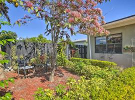 Solo or Couples Retreat in Ft Lauderdale!, apartment in Fort Lauderdale
