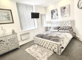 Large Luxury Apartment Blackpool, apartment in Blackpool