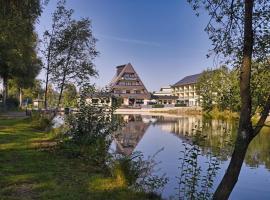 Hotel Haus Tiefenbach, ski resort in Bullange