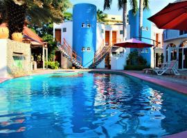 Hotel Mexico Lindo, hotel in Santa Cruz Huatulco