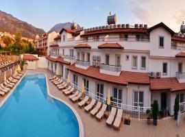 Konfor Suite Otel, отель в Олюденизе