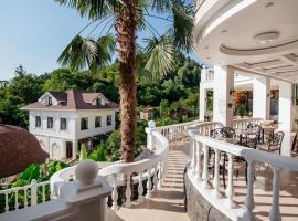 Парк- отель RIVAS, отель в Сочи