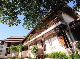 Villa Korbhun Khinbua, hotel near Kad Suan Kaew Shopping Center, Chiang Mai