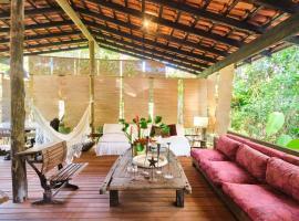 Residence Picinguaba, hotel near Camburi Beach, Picinguaba