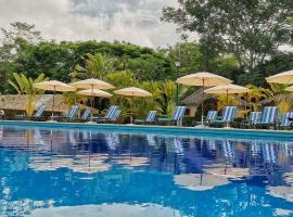 Hotel Villa Mercedes Palenque, hotel in Palenque