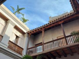 Hotel Casa Don Luis By Faranda Boutique, hotel in Cartagena de Indias