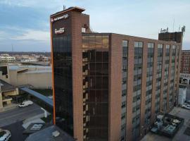 Best Western Plus Executive Residency Waterloo & Cedar Falls, hotel in Waterloo