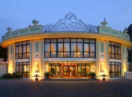 Grand Hotel La Pace, hotell i Sant'Agnello