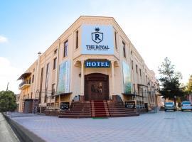 Hotel The Royal, hotel en Samarcanda