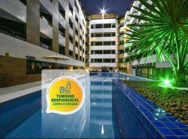 Littoral Gold Flat, hotel em João Pessoa