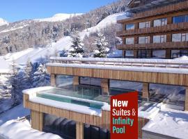 Alpen Village Hotel, hotel in Livigno