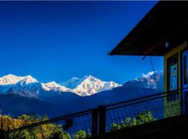 Hotel Hill View, accessible hotel in Pelling