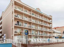 Comfort Inn Boardwalk, hotel in Ocean City