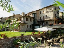 Hotel La Terrazza, отель в Ассизи