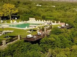 Balcón del Río, Hotel de Campo y Cabañas, hotel en Mina Clavero