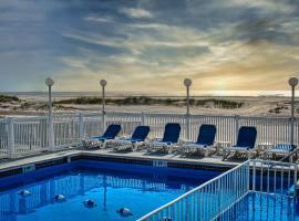 Acacia Beachfront Resort, hotel in Wildwood Crest