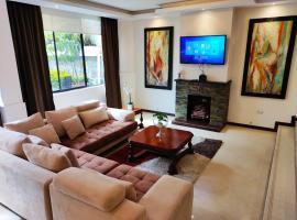 Hospedaje en Quito Norte, Apartamento & Suite independientes, hotel perto de Metade do Mundo, Quito