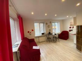 студия, apartment in Korolëv