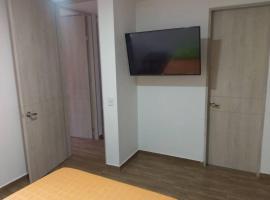 Nuevo/cómodo apto en exclusivo sector residencial, apartamento en Medellín