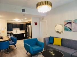 New 2BR Luxury Rental at Vista Cay Isles, serviced apartment in Orlando